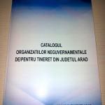 Catalogul organizatiilor neguvernamentale din jud. Arad