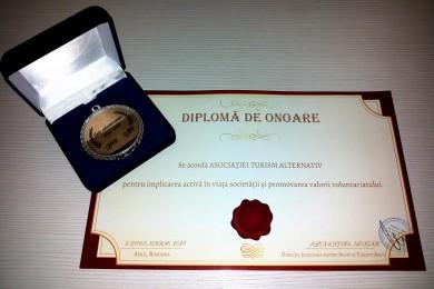 Diploma Gala Voluntariatului